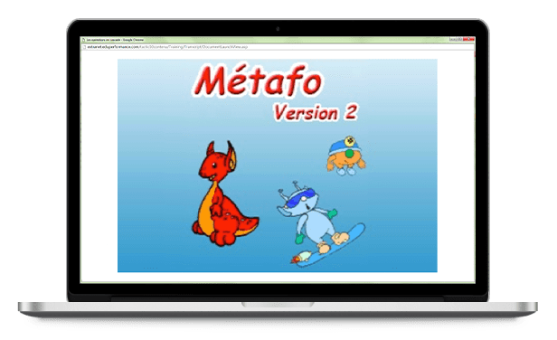 metafo version 2